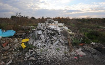Lismore: Illegally Disposing of Asbestos